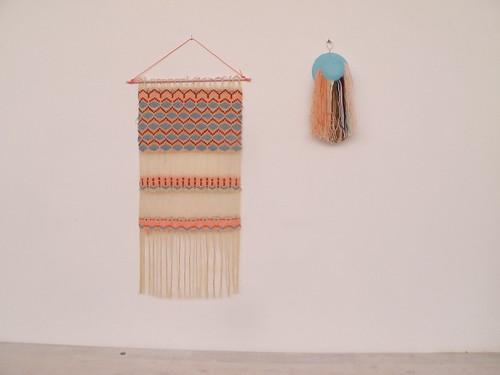 weaving - hermine Van Dijck