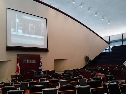 Council Chamber, Toronto City Hall, May 2014 (1)