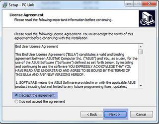 Hỗ trợ trình chiếu với PC Link trên Zenfone - 18588