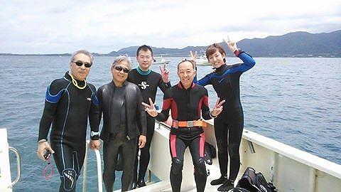 本日のゲストの皆さん♪(2014/5/23)