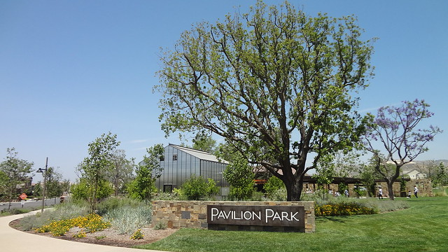 Pavilion Park New Homes Irvine