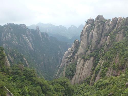 Jiangxi-Sanqing Shan- 2 sentier de l'ouest (50)