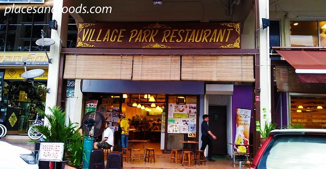 village park restaurant