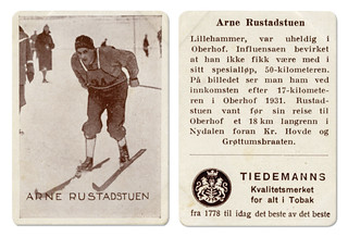 Arne Rustadstuen (1905 - 1978)