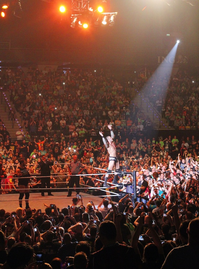 WWE Live in Rotterdam Randy Orton