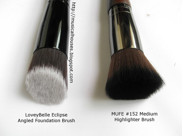 LoveyBelle MUFE Highlighter Foundation Brush (2)