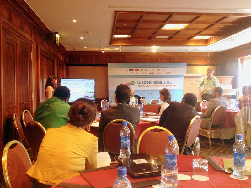 Farming First and IFPRI Training Workshop for Communicators