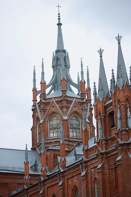 Cathedral Of The Immaculate Conception Of The Blessed Virgin Mary (Moscow)