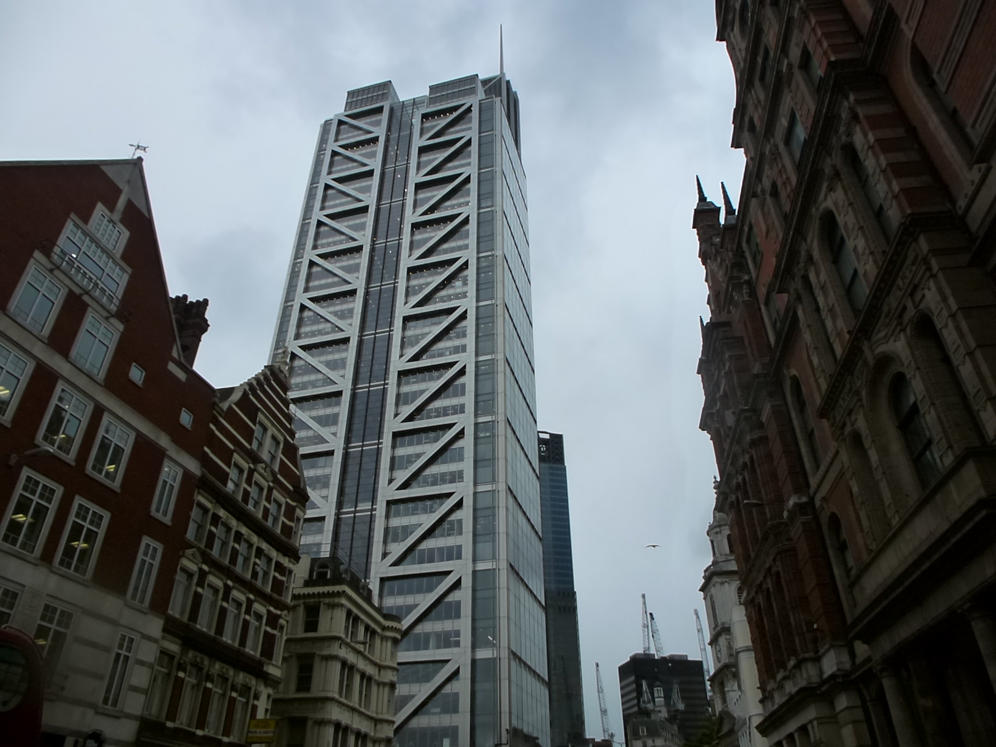 Salesforce Tower, Bishopgate