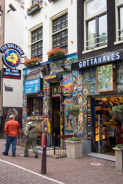 Amsterdam 21 coffee shop