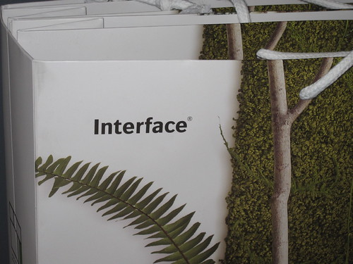 Interface carpet at neocon 2014
