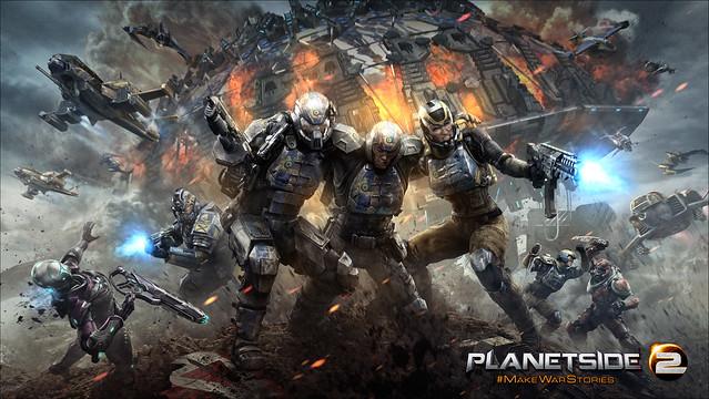 Planetside 2
