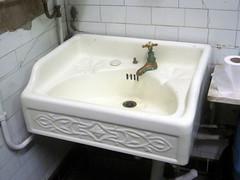 Original 1907 sink & tap