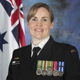 Navy nurse recognised for devotion to duty