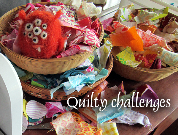 quilty challenges