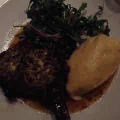 Now that's a steak! #100happydays