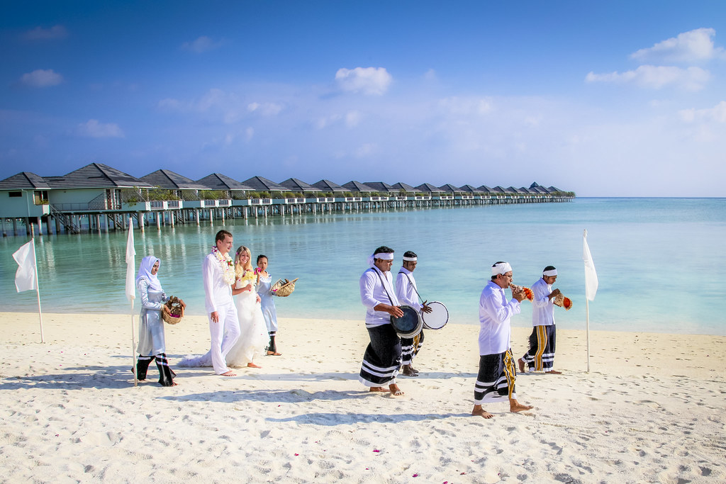 Your wedding in Maldives