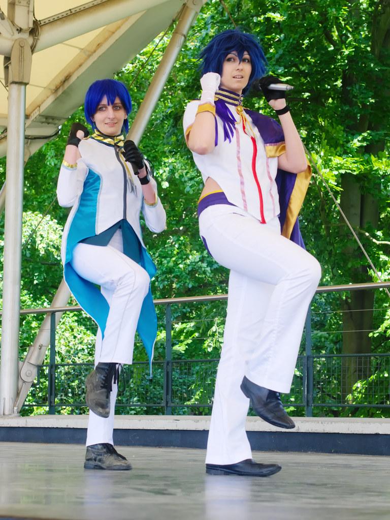 related image - Shooting Uta no Prince-sama - Paris - 2014-05-31- P1860422