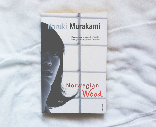 norwegian wood haruki murakami lifestyle book blog vivatramp