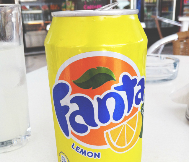 fanta lemon drink vivatramp lifestyle book blog