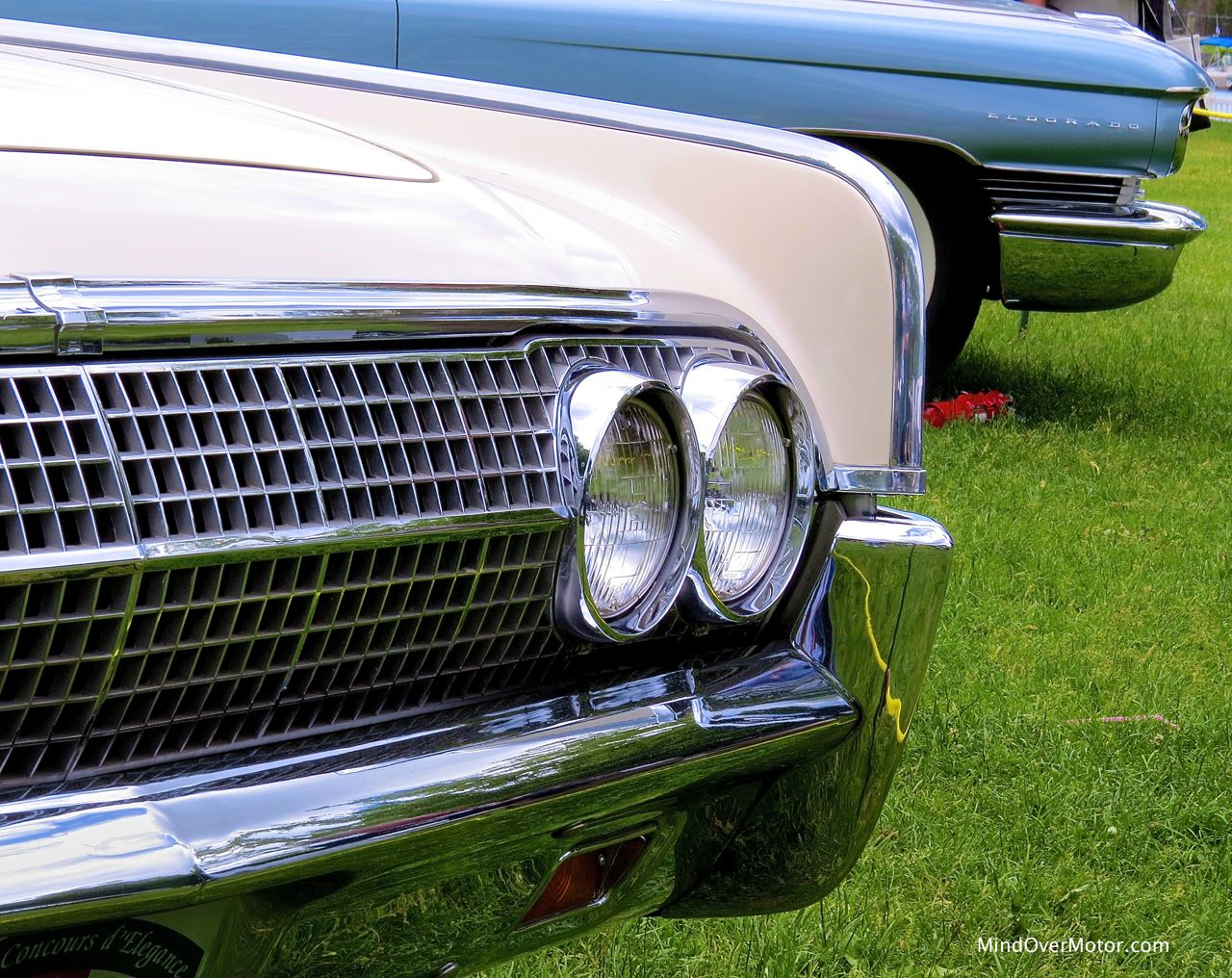 Lincoln Continental Sedan Headlights