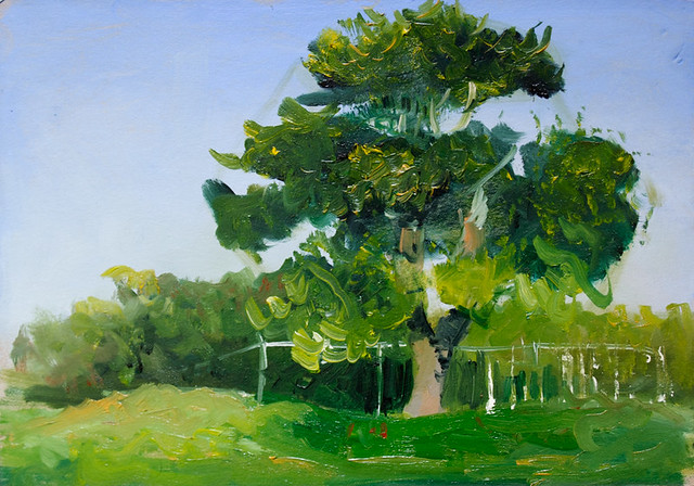 Tree etude