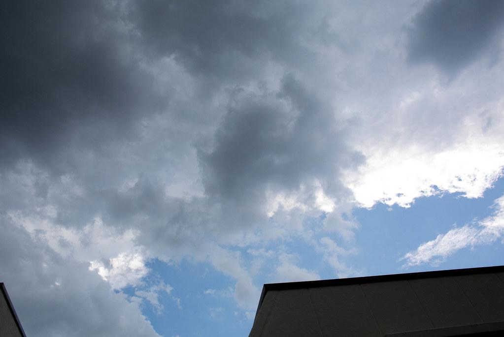 雨雲最前線