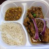 Lamb Lunch Box @ Gt Roti And Curry