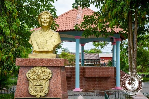 Statue in Pedasi