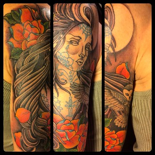 Tattoo by Paco