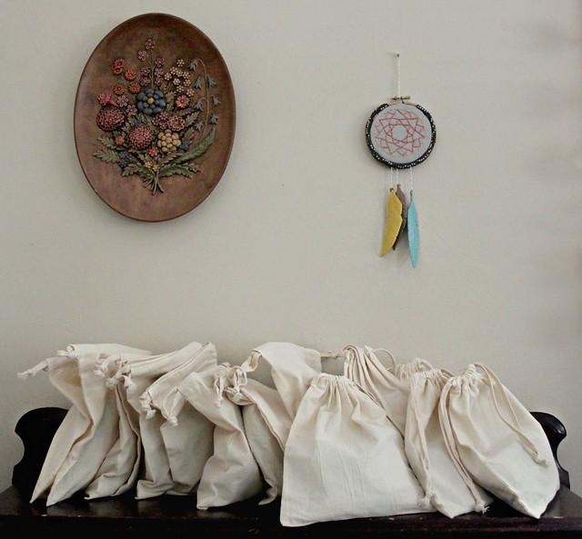 Scrap Bag Destash