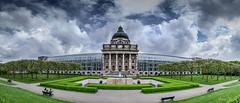 Bavarian State Chancellery, Munich