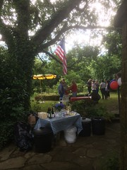 July 4th in Meauduc - Photo of Langon