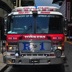 Yonkers Fire Department Rescue 1