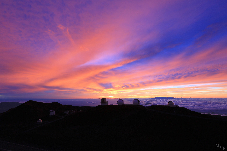 Hawaii Sunrise Sunset
