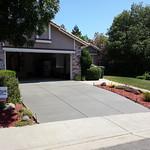 New Driveway In Rancho Solano Fairfield