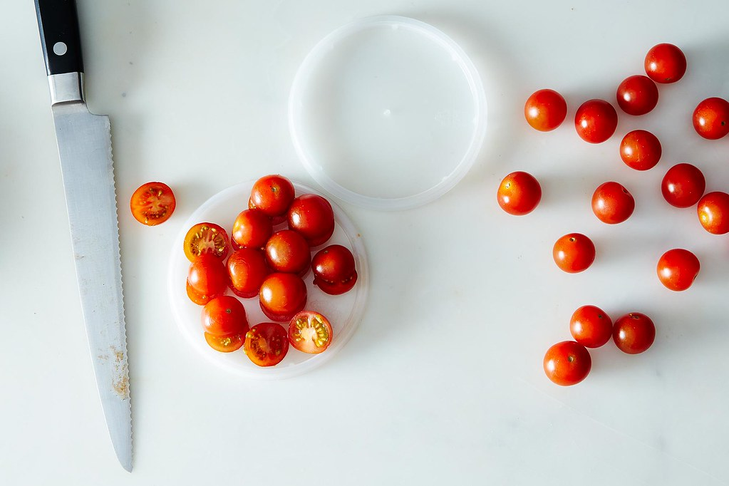 Halved Cherry Tomatoes on Food52