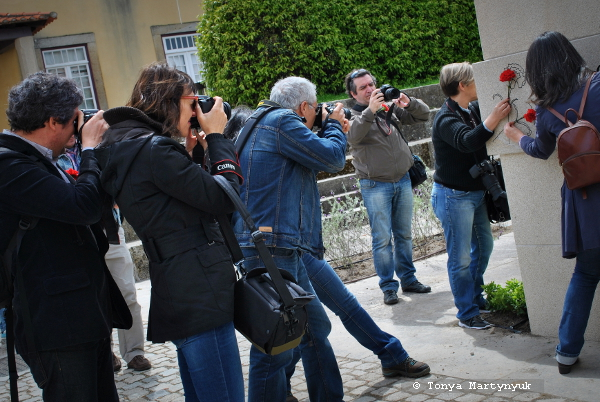 11 - 25 апреля - день революции в Каштелу Бранку - Португалия
