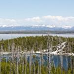 Lake in Yellowstone