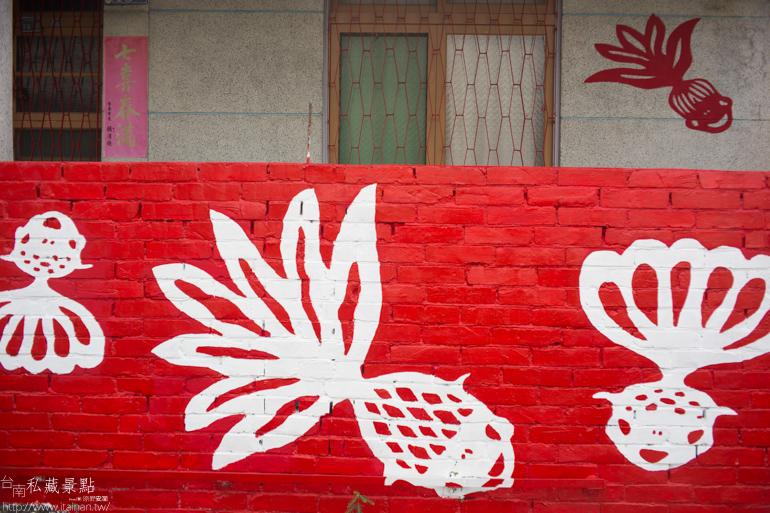 台南私藏景點--善化胡家里彩繪社區 (7)