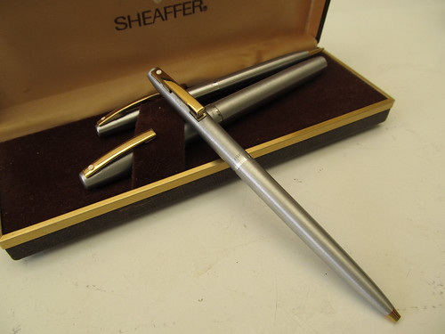 sheaffer pen dating Shop our selection of sheaffer fountain pens from the world's premier auctions and galleries research past prices of sheaffer fountain pens to buy or bid confidently today.