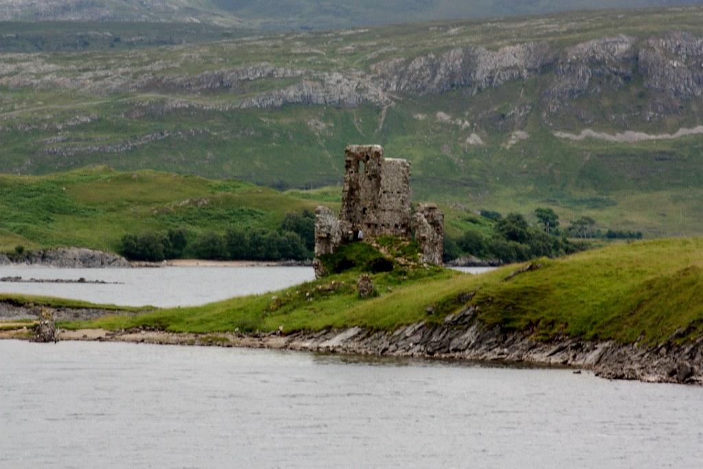 Highlands Abandoned castle