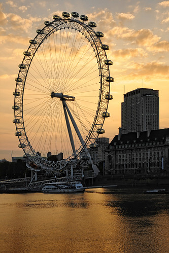london sunrise dawn londoneye photo24london uklondonphoto24londoneyeatsunrisedsc9863