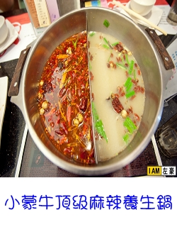小蒙牛顶级麻辣养生锅