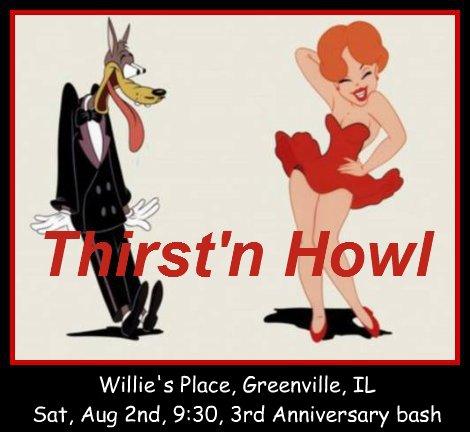 Thirst'n Howl 8-2-14