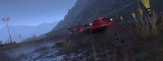 Driveclub Weather
