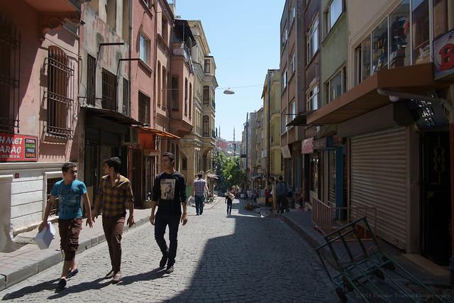 Istanbul - street