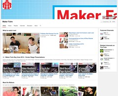MakerFaire Videos (Screenshot)