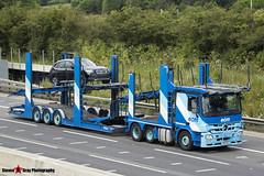Mercedes-Benz Actros 6x2 Car Transporter - S5 ECM - ECM - M1 J10 Luton - Steven Gray - IMG_7262