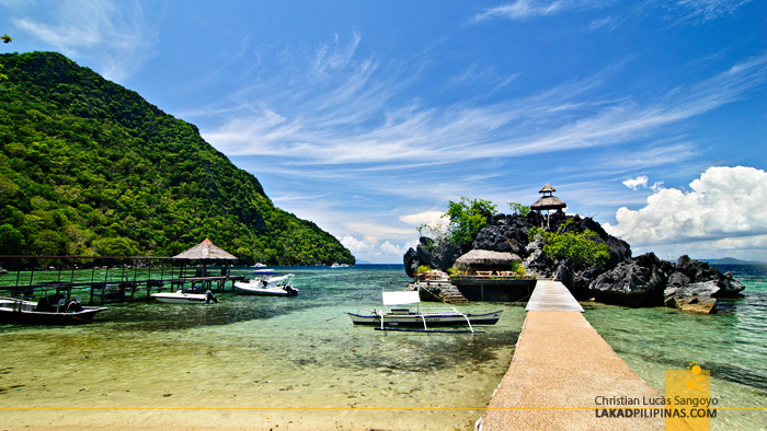 Sangat Island Dive Resort in Coron